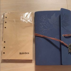 Brand new journal with extra pages